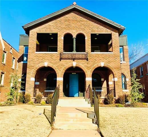 709 NW 30th Street #1, Oklahoma City, OK 73118 (MLS #940356) :: Homestead & Co