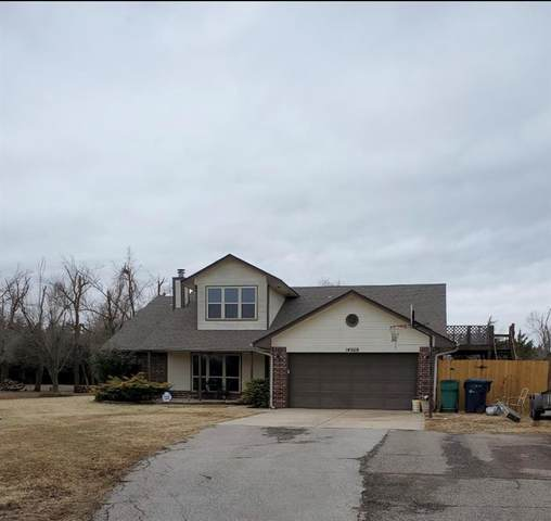14509 Chapel Drive, Piedmont, OK 73078 (MLS #940357) :: Homestead & Co
