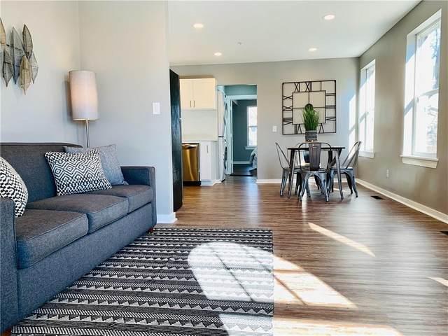 709 NW 30th Street #3, Oklahoma City, OK 73118 (MLS #940358) :: Homestead & Co