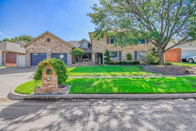 1909 Robin Ridge Drive, Norman, OK 73072 (MLS #940361) :: Homestead & Co