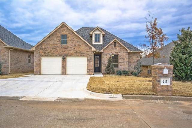 611 Birkdale Drive, Edmond, OK 73025 (MLS #940365) :: Homestead & Co
