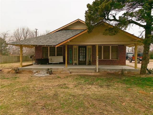 522 S Oxford Street, Maud, OK 74854 (MLS #940371) :: The UB Home Team at Whittington Realty