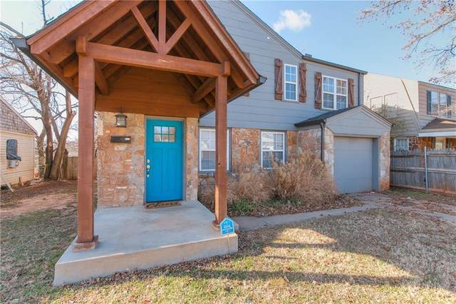 3105 N Virginia Avenue, Oklahoma City, OK 73118 (MLS #940382) :: Homestead & Co