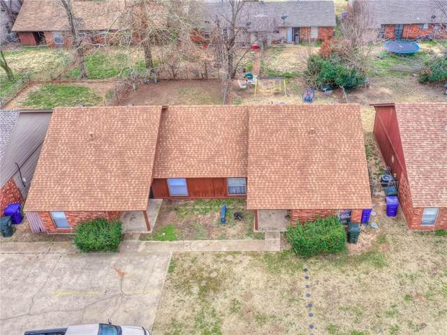 4308 Willowisp #4310 Street #4310, Norman, OK 73072 (MLS #940395) :: Your H.O.M.E. Team
