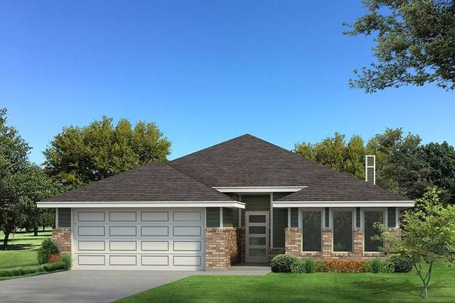 8324 NW 161st Terrace, Edmond, OK 73013 (MLS #940397) :: The UB Home Team at Whittington Realty