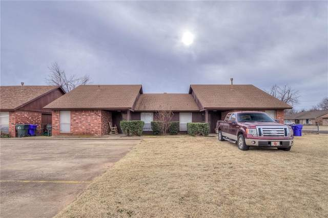 4320 Willowisp #4322 Drive #4322, Norman, OK 73072 (MLS #940405) :: Your H.O.M.E. Team