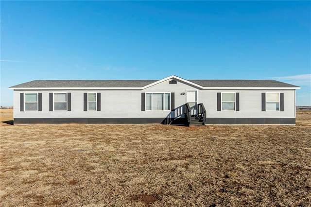 345 N Hydro Hills Road, Hydro, OK 73048 (MLS #940425) :: Your H.O.M.E. Team