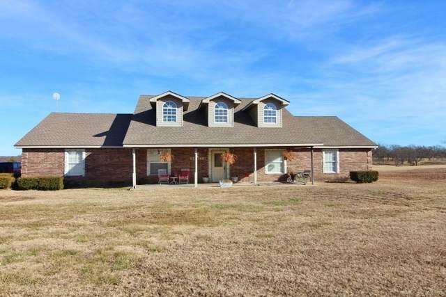 11692 N 99 Highway, Seminole, OK 74868 (MLS #940437) :: Homestead & Co