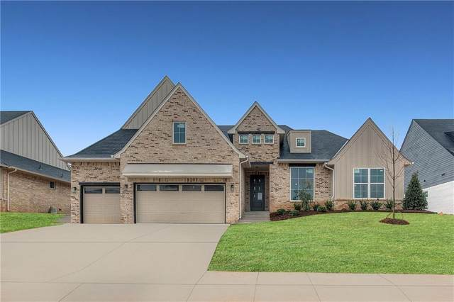 4833 Deerfield Drive, Edmond, OK 73034 (MLS #940446) :: Homestead & Co