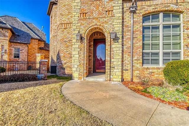 3213 Saint Clair Drive, Norman, OK 73072 (MLS #940455) :: Homestead & Co