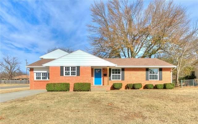 1233 Caddell Lane, Norman, OK 73069 (MLS #940471) :: Homestead & Co