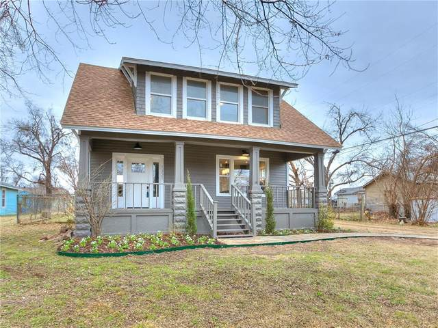 1321 Louise Avenue, Oklahoma City, OK 73106 (MLS #940472) :: Homestead & Co
