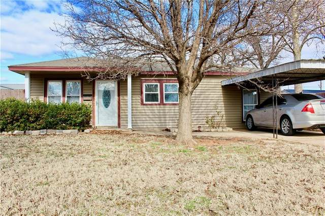 1505 W Broadway Avenue, Elk City, OK 73644 (MLS #940484) :: Maven Real Estate