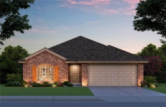 9021 SW 47th Street, Oklahoma City, OK 73179 (MLS #940493) :: Homestead & Co