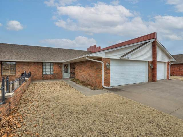 1520 E Proctor Avenue, Weatherford, OK 73096 (MLS #940495) :: Homestead & Co