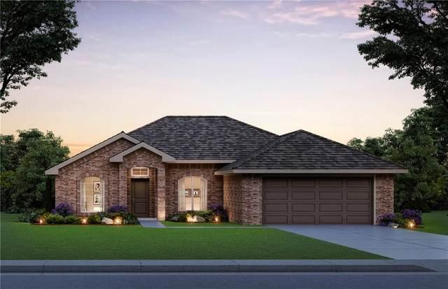 9201 SW 48th Terrace, Oklahoma City, OK 73179 (MLS #940496) :: Homestead & Co