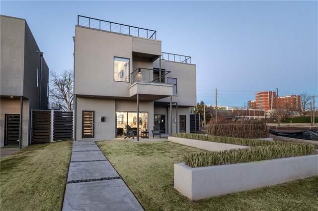 811 NW 8th Street, Oklahoma City, OK 73106 (MLS #940504) :: Homestead & Co