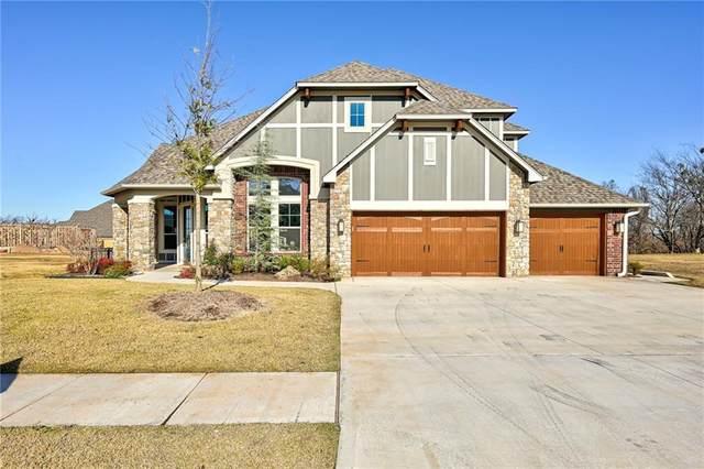 10041 SW 27th Street, Oklahoma City, OK 73099 (MLS #940507) :: Homestead & Co