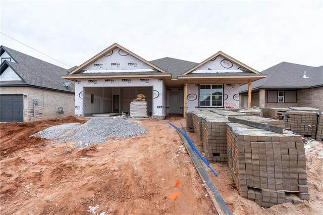 2209 Alta Vista Lane, Edmond, OK 73034 (MLS #940527) :: Your H.O.M.E. Team