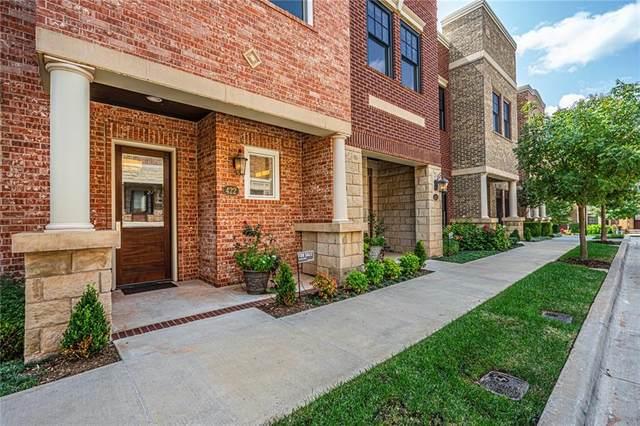 422 NE 1st Terrace, Oklahoma City, OK 73104 (MLS #940533) :: The UB Home Team at Whittington Realty