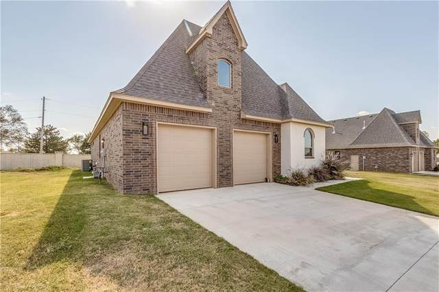 803 Venice Court, Kingfisher, OK 73750 (MLS #940540) :: KG Realty