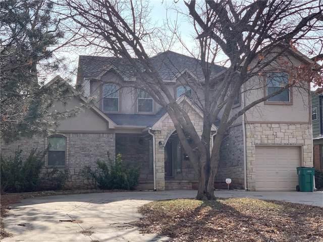 1102 NW 55th Street, Oklahoma City, OK 73112 (MLS #940547) :: Homestead & Co