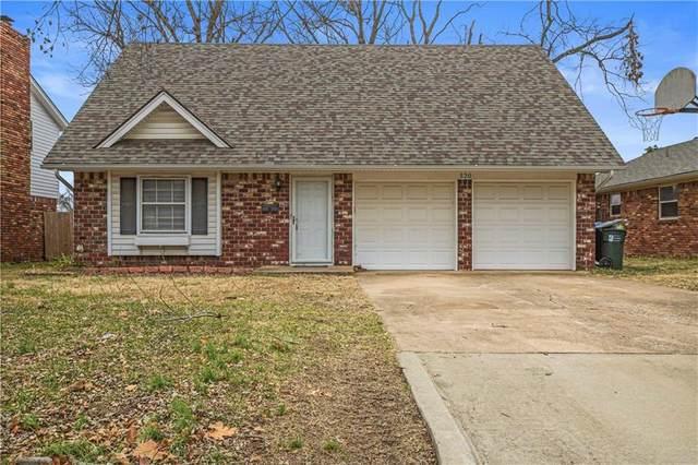 520 Jean Marie Drive, Norman, OK 73069 (MLS #940590) :: Homestead & Co