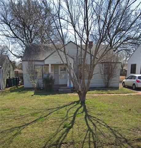 632 SW 46th Street, Oklahoma City, OK 73109 (MLS #940601) :: Your H.O.M.E. Team