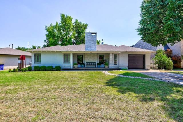 1716 Huntington Avenue, Nichols Hills, OK 73116 (MLS #940604) :: Homestead & Co