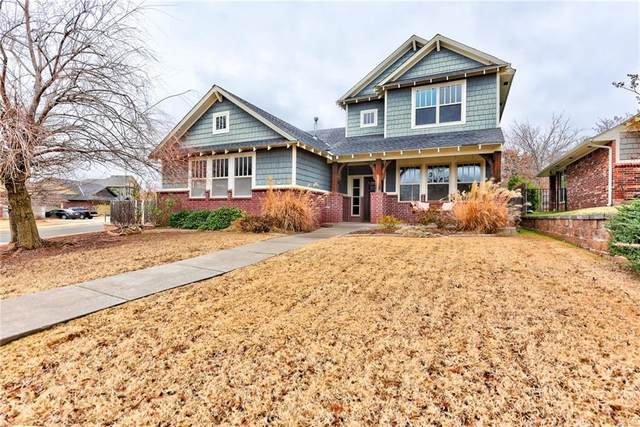 4909 Sonny Blues Place, Edmond, OK 73034 (MLS #940605) :: Homestead & Co
