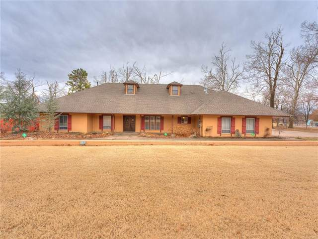 9220 Nawassa Drive, Midwest City, OK 73130 (MLS #940616) :: Your H.O.M.E. Team