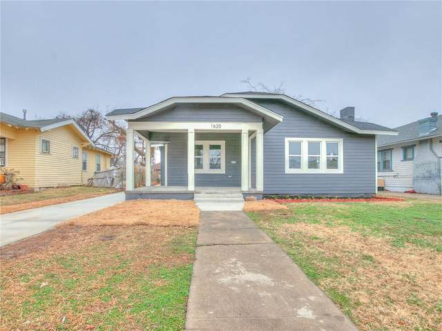 1620 NW 19th Street, Oklahoma City, OK 73106 (MLS #940622) :: Homestead & Co