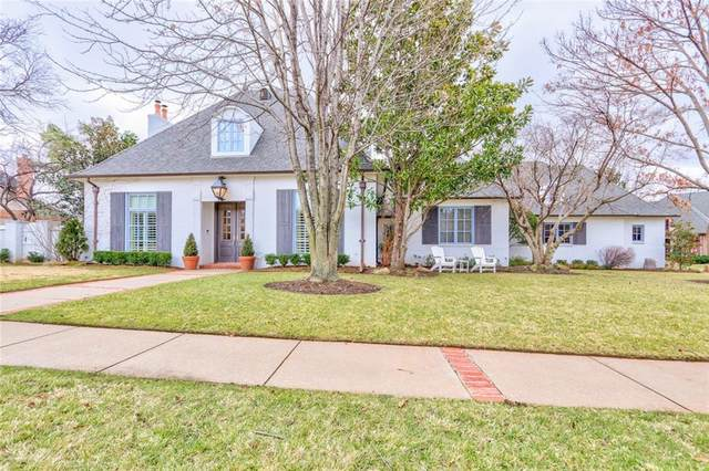 15200 Burning Spring Road, Edmond, OK 73013 (MLS #940633) :: Homestead & Co
