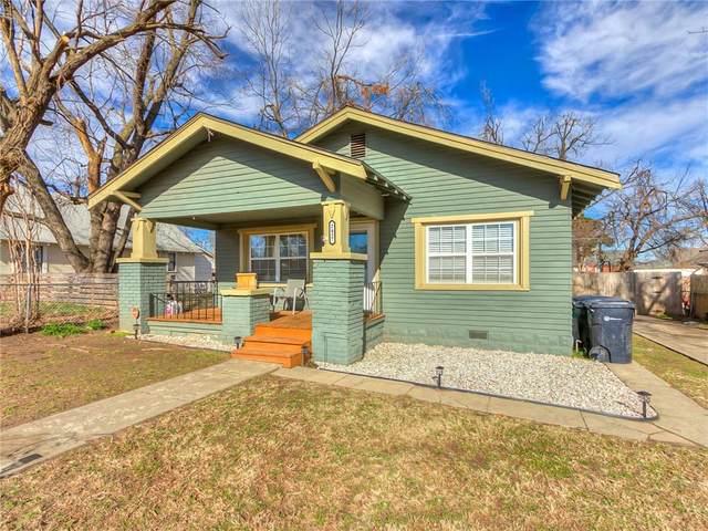 2437 NW 15th Street, Oklahoma City, OK 73107 (MLS #940637) :: Homestead & Co
