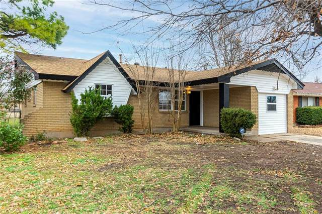 805 Arnold Avenue, Moore, OK 73160 (MLS #940639) :: Homestead & Co