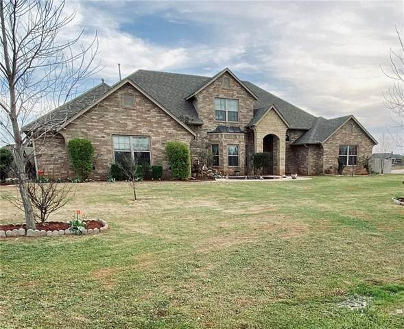 12716 SW 24th Street, Yukon, OK 73099 (MLS #940650) :: Homestead & Co
