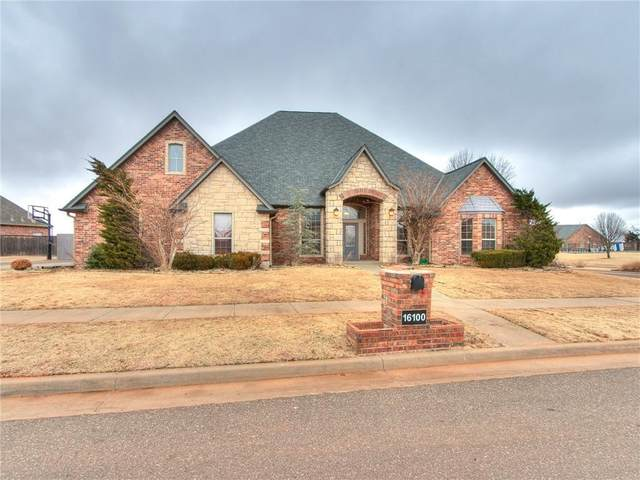 16100 Stillmeadows Drive, Edmond, OK 73013 (MLS #940654) :: Erhardt Group at Keller Williams Mulinix OKC