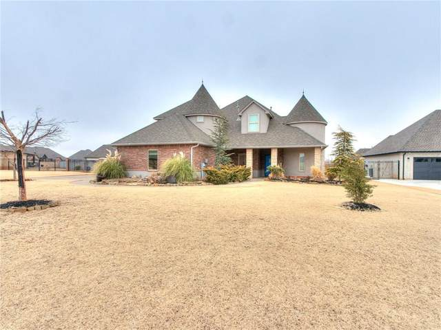 925 Firethorn Way, Mustang, OK 73064 (MLS #940657) :: Homestead & Co