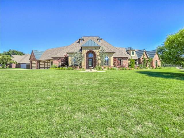 138 E Ranchwood Drive, Moore, OK 73160 (MLS #940680) :: Homestead & Co