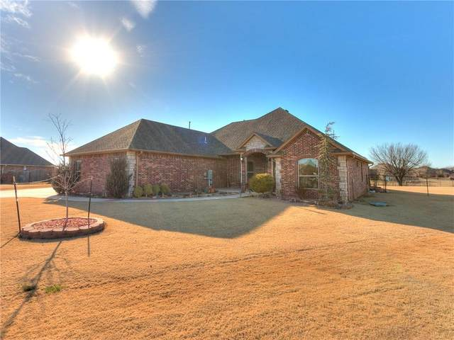 1115 N Edinburrough Way, Mustang, OK 73064 (MLS #940749) :: Maven Real Estate
