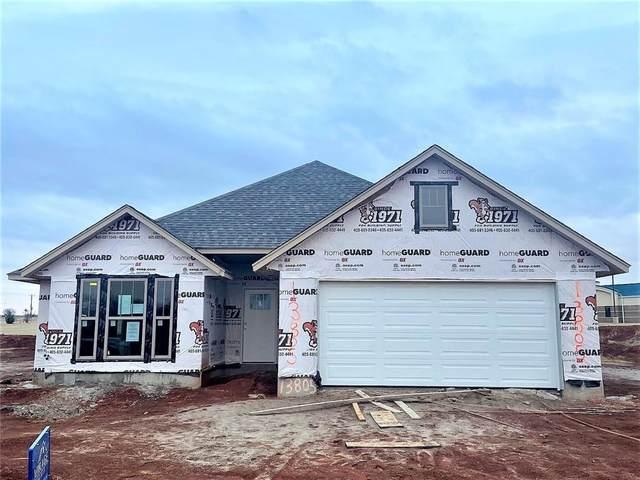 13820 Village Cove, Piedmont, OK 73078 (MLS #940763) :: Homestead & Co