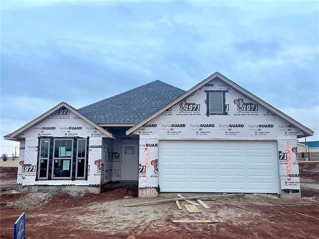 13805 Village Cove, Piedmont, OK 73078 (MLS #940766) :: Erhardt Group at Keller Williams Mulinix OKC