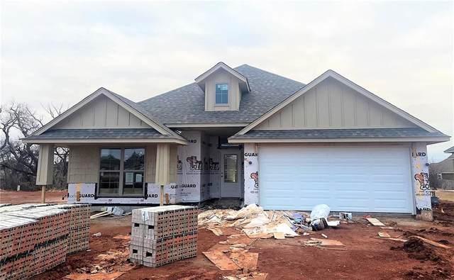 14008 Hamlet Way, Piedmont, OK 73078 (MLS #940768) :: Homestead & Co