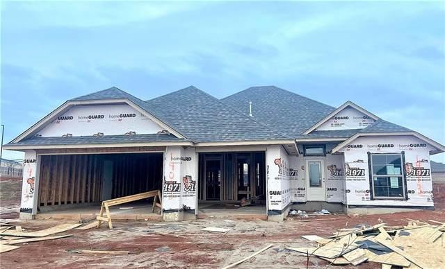 14013 Upper Village Drive, Piedmont, OK 73078 (MLS #940769) :: Homestead & Co
