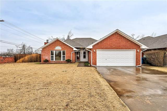 100 Remington Avenue, Midwest City, OK 73130 (MLS #940786) :: Homestead & Co