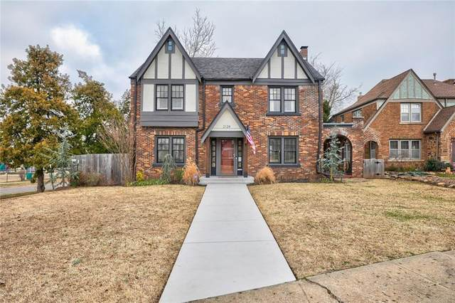 2124 N Gatewood Avenue, Oklahoma City, OK 73106 (MLS #940803) :: Homestead & Co
