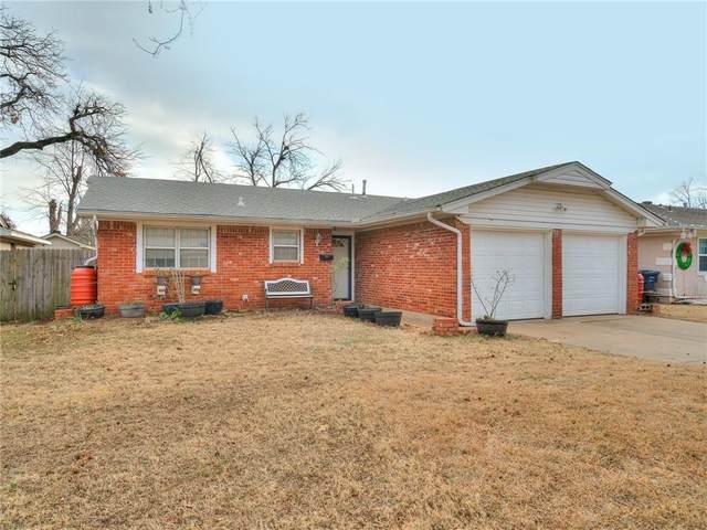 7412 NW 7th Street, Oklahoma City, OK 73127 (MLS #940819) :: Homestead & Co