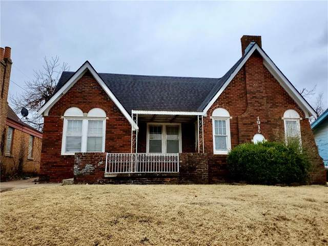 1016 NE 19th Street, Oklahoma City, OK 73111 (MLS #940849) :: ClearPoint Realty