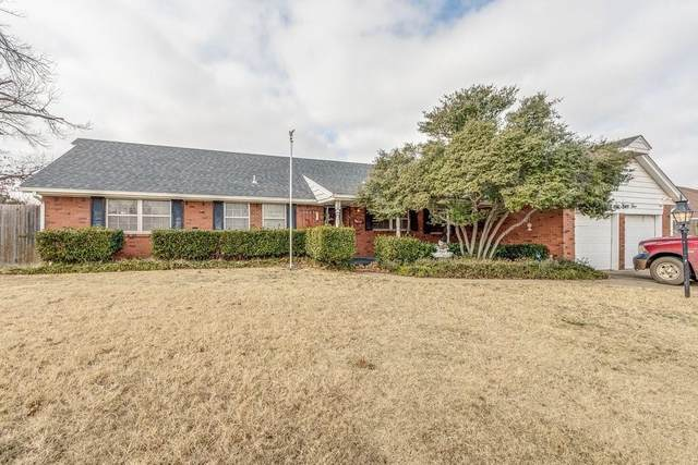 6623 S Barnes Avenue, Oklahoma City, OK 73159 (MLS #940856) :: Homestead & Co