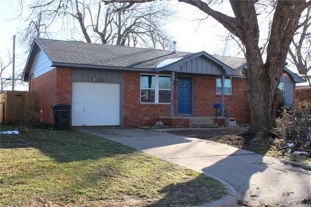 2100 Connie Drive, Del City, OK 73115 (MLS #940866) :: Homestead & Co